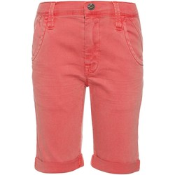 Vêtements Garçon Shorts / Bermudas Name It Kids NKMSOFUS TWICAS LONG SHORTS AD Rose