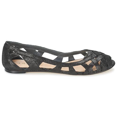 Deray Sandales Noir Nu Jonak Femme Et pieds tsxdhQrC