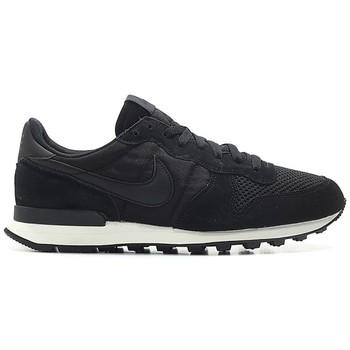 Chaussures Homme Baskets basses Nike INTERNATIONALIST SE Noir