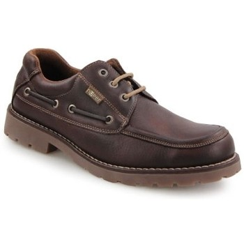 Chaussures Homme Chaussures bateau Nuper 5046-02 Marrón