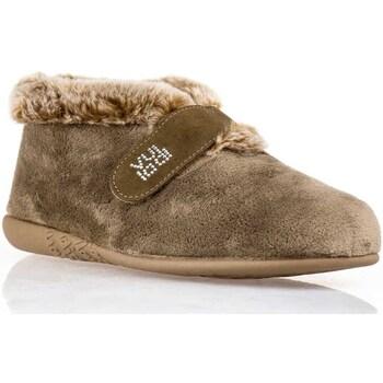 Chaussures Femme Chaussons Vulladi 3216-140 Beige
