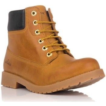 Chaussures Homme Boots Alex 2797 Camel