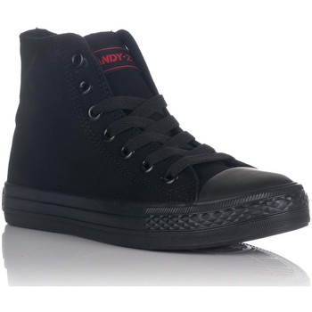 Chaussures Homme Baskets montantes Andy - Z CA014 Negro