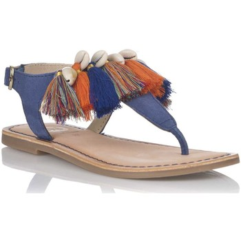 Chaussures Fille Sandales et Nu-pieds Gioseppo INDIGENA Azul