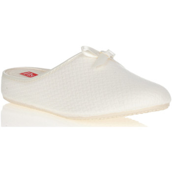 Chaussures Femme Chaussons Norteñas 11-664 Blanco