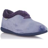 Chaussures Femme Chaussons Muro 9604 Azul