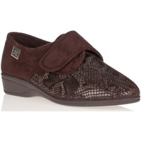 Chaussures Femme Chaussons Doctor Cutillas 792 Marrón