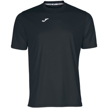Vêtements Homme T-shirts manches longues Joma 100052.100 Negro