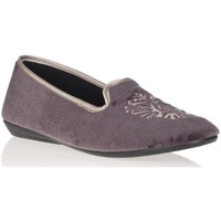 Chaussures Femme Chaussons Norteñas 798025 Gris