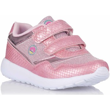 Chaussures Fille Baskets basses J´hayber CHOCADO Rosa