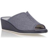 Chaussures Femme Mules Garzon 716.119 Azul
