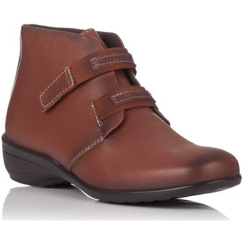 Chaussures Femme Bottines 48 Horas 1305-12 Marrón
