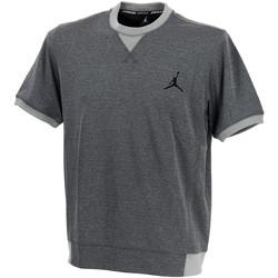 Vêtements Homme T-shirts & Polos Nike Tee-shirt  Jordan Dominate - Ref. 634926-063 Gris
