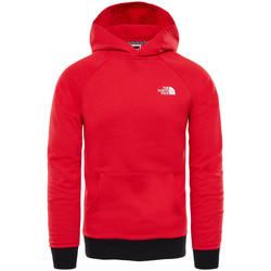 Vêtements Homme Sweats The North Face Sweat  Raglan Red Box rouge