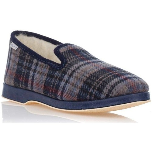 Chaussures Homme Chaussons Muro 4002 Azul