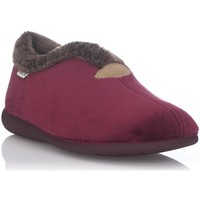 Chaussures Femme Chaussons Muro 9604 Rojo