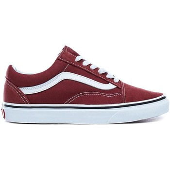 Chaussures Femme Baskets mode Vans UA OLD SKOOL APPLE BUTTER Rouge