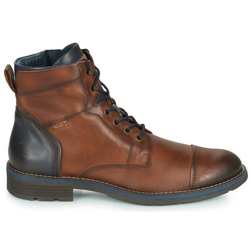 Boots York Homme M2m Pikolinos MarronMarine uPZXkOiT