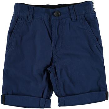 Vêtements Garçon Shorts / Bermudas HUGO Bermuda Hugo Boss Cadet - Ref. J24539-828 Bleu
