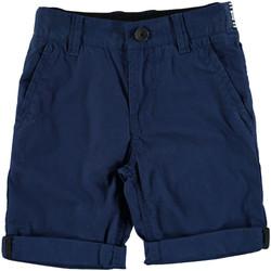 Vêtements Garçon Shorts / Bermudas HUGO Bermuda Hugo Boss Junior - Ref. J24539-828J Bleu