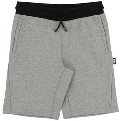 Vêtements Garçon Shorts / Bermudas HUGO Bermuda Hugo Boss Cadet - Ref. J24540-A89 Gris