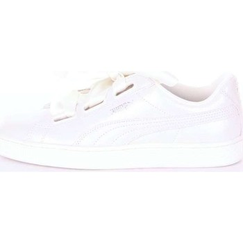 Chaussures Femme Baskets basses Puma 364108 Sneakers Femme Blanc Blanc
