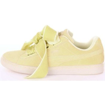 Chaussures Femme Baskets basses Puma 363229 Sneakers Femme jaune
