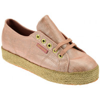 Chaussures Femme Baskets montantes Superga 2730LINRBRROPEWSneakers