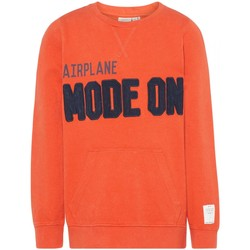 Vêtements Enfant Sweats Name It Kids Sweat Col Rond Lody Paprika Jr - Orange