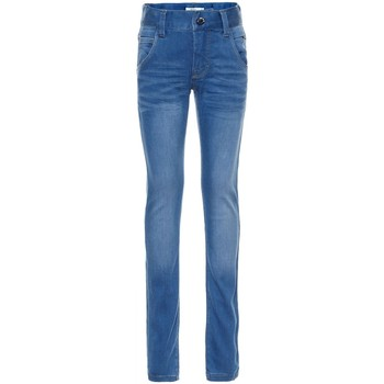 Vêtements Enfant Jeans Name It Kids Jean Clas Denim Slim Medium Blue Jr - Bleu