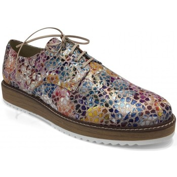 Chaussures Femme Derbies Folies Derby Plat IRIS Multicolore FOLIE'S Multicolor