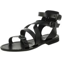 Chaussures Femme Sandales et Nu-pieds Iota 046 noir