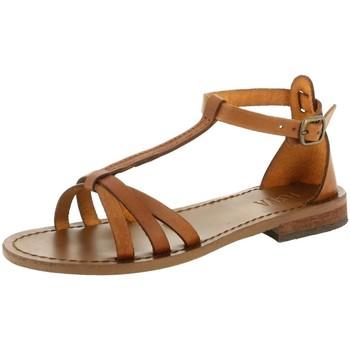 Chaussures Femme Sandales et Nu-pieds Iota 094 marron