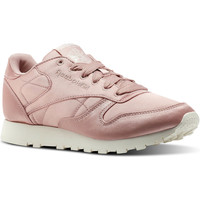 Chaussures Femme Baskets basses Reebok Classic Classic Leather Satin Pink