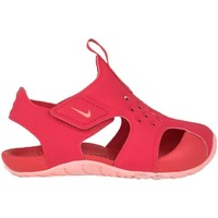 Chaussures Enfant Sandales et Nu-pieds Nike Sunray Protect 2 TD Rose