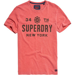 Vêtements Homme T-shirts manches courtes Superdry The Industry T-Shirt Mc Homme