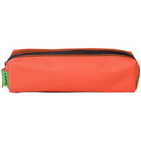 Sacs Trousses Tann's Trousse  Iconic ref_tan41413-orange gris-23*7*9 orange gris