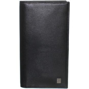 Sacs Portefeuilles Serge Blanco Porte-papiers  en cuir ref_tnt38187-999-noir 999 Noir