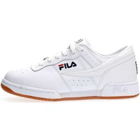 Chaussures Homme Baskets basses Fila 1VF80172 ORIGINAL FITNESS SNEAKERS Homme WHITE WHITE