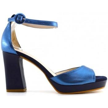 Chaussures Femme Sandales et Nu-pieds Lodi Julio bleu bleu