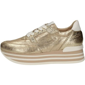 Chaussures Femme Baskets basses Janet Sport 41725 Sneakers Femme Platine Platine