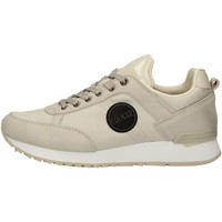 Chaussures Femme Baskets basses Colmar TRAVIS PUNK Sneakers Femme Or Or