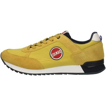 Chaussures Homme Baskets basses Colmar TRAVIS COLORS Sneakers Homme Jaune Jaune
