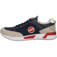 Chaussures Homme Baskets basses Colmar TRAVIS ORIGINAL Sneakers Homme NAVY NAVY