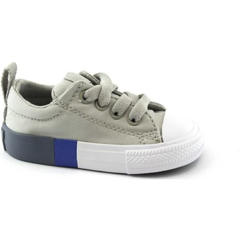 Chaussures Enfant Baskets basses Converse CON-E18-759978C-GR Grigio