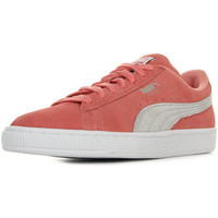 Chaussures Femme Baskets basses Puma Suede Classic W's rose