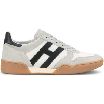 Chaussures Homme Baskets mode Hogan Homme hogan sneakers grises-blanches Gris