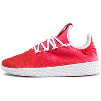 Chaussures Enfant Baskets basses adidas Originals Pharrell Williams Tennis Hu Enfant he Blanc/Rouge