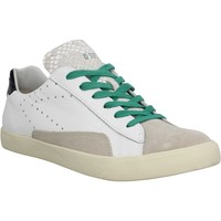 Chaussures Femme Baskets basses 0-105 Stan Chris cuir Femme White Amazon White Amazon