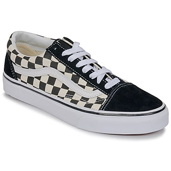 1899532b21 Chaussures Baskets basses Vans OLD SKOOL Blanc   Noir